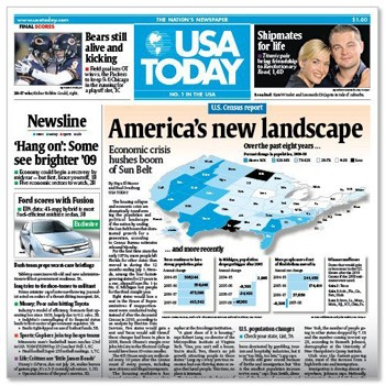 USA Today OBX Newspaper Delivery